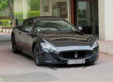 Voiture Maserati GranTurismo SPORT V8 460 CV F1 Occasion