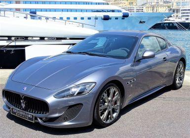 Vente Maserati GranTurismo SPORT V8 4.7 F1 BVR - 460 CV Leasing