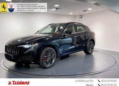 Vente Maserati Levante 3.0 V6 275ch Diesel GranSport Occasion