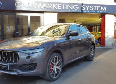 Maserati Levante 3.0 V6 Bi-Turbo 430 S Q4 GranSport Occasion
