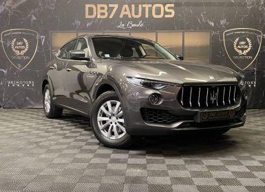 Achat Maserati Levante V6 3.0 275 ch BVA Occasion