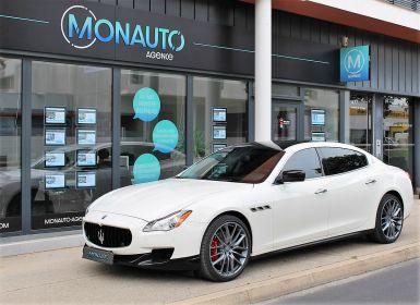 Vente Maserati Quattroporte 23000 km 3.0 v6 sq4 410 cv Occasion