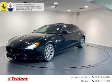 Vente Maserati Quattroporte 3.0 V6 275ch Start/Stop Diesel Occasion