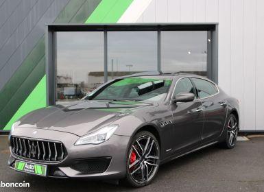 Vente Maserati Quattroporte 3.0 V6 430 GRANSPORT SQ4 TVA Occasion