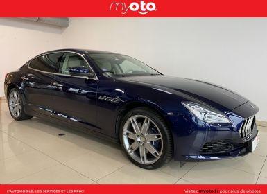 Vente Maserati Quattroporte 3.0 V6 430CH START/STOP S Q4 Occasion