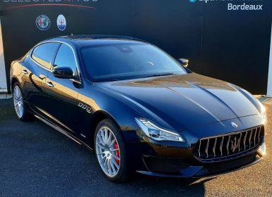 Achat Maserati Quattroporte 3.0 V6 430ch Start/Stop S Q4 GranSport 276g Occasion