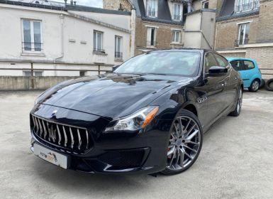 Vente Maserati Quattroporte 3.8 V8 530CH START/STOP GTS GRANLUSSO Occasion