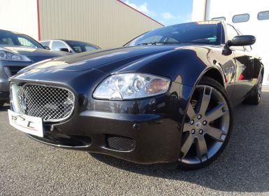 Acheter Maserati Quattroporte 4.2L 400PS BVA ZF Executive GT/Bose Pdc Jantes 20 ... Occasion