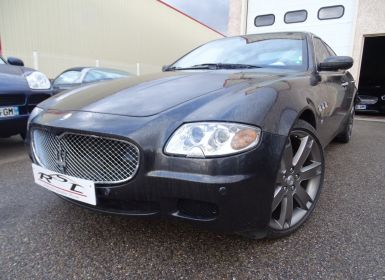 Voiture Maserati Quattroporte 4.2L 400PS BVA ZF Executive GT/Bose Pdc Jantes 20 ... Occasion