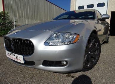 Vente Maserati Quattroporte 4.2L 400Ps BVA ZF /TOE Alcantara Régulateur Bose Jtes 19 PDC Bi Xénon  Regulateur Occasion
