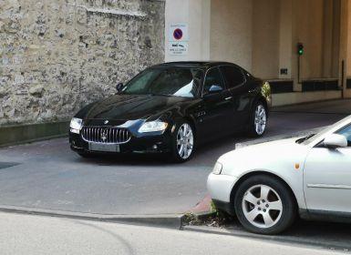 Vente Maserati Quattroporte 4.7 S Bva Occasion