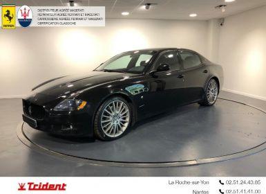Vente Maserati Quattroporte 4.7 V8 Sport GT S BA Occasion