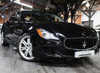 Voiture Maserati Quattroporte 6 VI (2) 3.0 V6 DIESEL AUTO Occasion