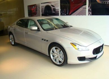 Vente Maserati Quattroporte GTS V8 Occasion