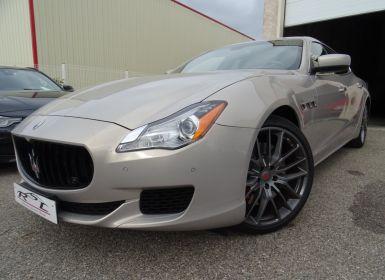 Vente Maserati Quattroporte GTS V8 3.8L 530PS / FULL OPTIONS Occasion