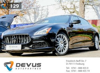 Vente Maserati Quattroporte Maserati Quattroporte SQ 4 GranSport 316 kW (430 Ch DIN)  Occasion