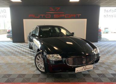 Maserati Quattroporte QUATTROPO V 4.2 V8 DuoSelect