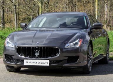 Vente Maserati Quattroporte QUATTROPO VI (2) 3.0 V6 S Q4 Occasion