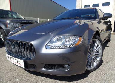 Maserati Quattroporte S 4.7L 430PS BVA ZF/ Executive GT Full Options Occasion