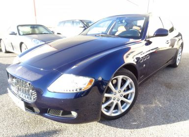 Voiture Maserati Quattroporte S 4.7L 430PS BVA ZF/Full Options Occasion