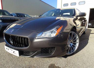 Vente Maserati Quattroporte S Q4 410ps BVA / Jtes 20  PDC + Camera Echap sport  Bixenon  Occasion