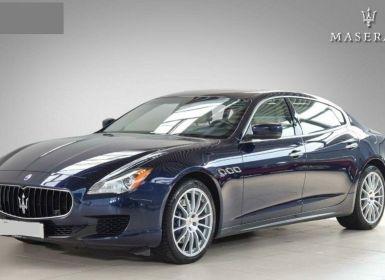 Voiture Maserati Quattroporte VI (2) 3.0 V6 S Q4 410 (12/2015) Occasion