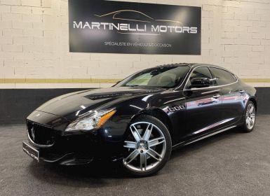 Vente Maserati Quattroporte VI 3.0 V6 275 GranSport TVA Occasion