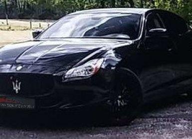 Maserati Quattroporte VI 3.0 V6 275ch Start/Stop Diesel *Pack Sport-Xénon-Cuir* Livrée et garantie 12 mois Occasion