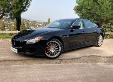 Vente Maserati Quattroporte VI 3.0 V6 410ch Start/Stop S Q4 Occasion