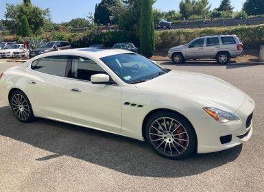 Vente Maserati Quattroporte VI 3.8 V8 530ch GTS Occasion