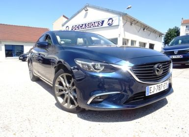 Voiture Mazda 6 2.2 SKYACTIV-D 175 SELECTION BVA Occasion