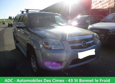 Acheter Mazda BT-50 BT50 DOUBLE CAB DOUBLE CABINE 2.5TDCI 143CH LIMITED Occasion
