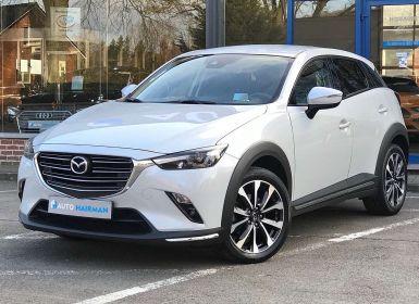 Vente Mazda CX-3 1.8dA SKYACTIV-D 2WD HAKONÉ ÉDITION FULL OPTIONS Occasion