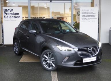 Vente Mazda CX-3 2.0 SKYACTIV-G 120 Exclusive Edition Occasion