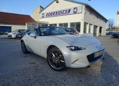 Voiture Mazda MX-5 2.0 SKYACTIV-G 160 SELECTION Occasion