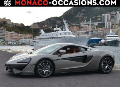 Voiture McLaren 570s 3.8 V8 biturbo 570ch Occasion