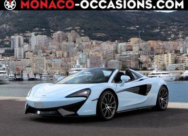 McLaren 570S Spider 3.8 V8 biturbo 570ch Neuf