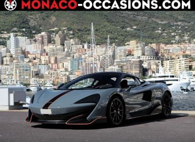 Achat McLaren 600LT 3.8 V8 biturbo 600ch Motortech Occasion
