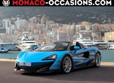 Vente McLaren 600LT Spider 3.8 V8 Biturbo 600Ch Neuf