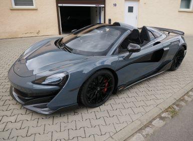 Vente McLaren 600LT Spider, Carbon 1&2, MSO Sills, Senna Seats, B&W Occasion