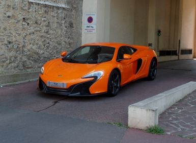 Voiture McLaren 650s COUPE 3.8 V8 Occasion