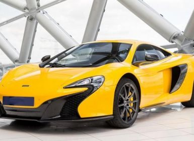Voiture McLaren 650s FULL CARBON Occasion