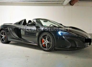 Vente McLaren 650S Spider Occasion