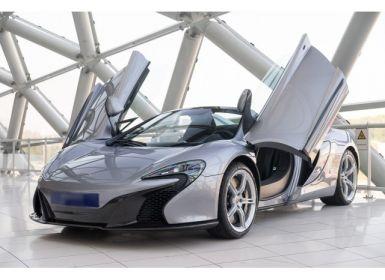 Vente McLaren 650S Spider 3.8l V8 Occasion