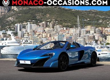 Vente McLaren 675LT 3.8 V8 biturbo 675ch Occasion