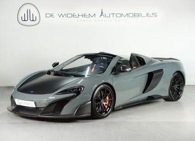 Vente McLaren 675LT 675 LT SPIDER Occasion
