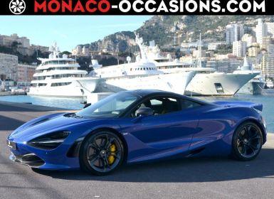 Achat McLaren 720s 4.0 V8 BiTurbo 720ch Neuf