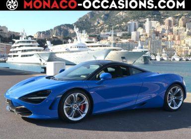 Voiture McLaren 720s 4.0 V8 BiTurbo 720ch MSO Occasion
