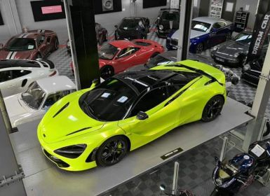 McLaren 720S 720S 4.0 V8 LUXURY Française ECO TAXE PAYEE Occasion
