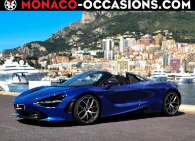 Vente McLaren 720S Spider 4.0 V8 biturbo 720ch Occasion